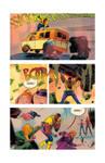 Strange Tales- Power Man page.