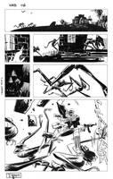 KURSK line art Page 11 by TCypress