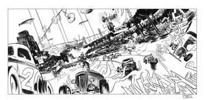 RODD RACER print by TCypress
