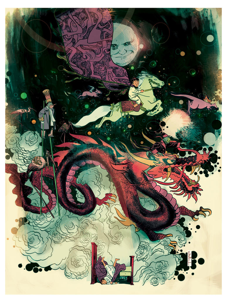 Little Nemo in Slumberland by TCypress