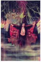 Dracula PRINT by TCypress
