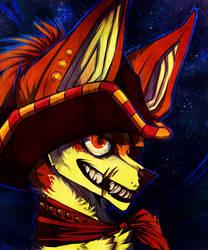 Pirate by Velyra