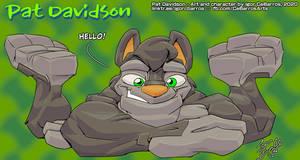 Hello, Pat Davidson!