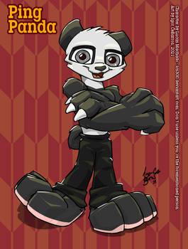 Commission - Ping Panda