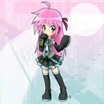 Trade: Suzuka Hikari Cosplay