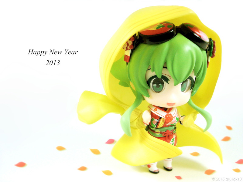Happy New Year 2013 by qrullgx13