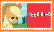AppleJack Stamp by KittyJewelpet78