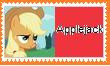AppleJack Stamp by KittyJewelpet78