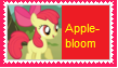 Applebloom Stamp by SoraRoyals77