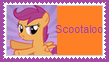 Scootaloo Stamp by KittyJewelpet78