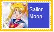 Sailor Moon Stamp by SoraRoyals77