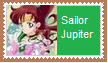 Sailor Jupiter Stamp by KittyJewelpet78
