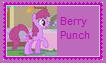 Berry Punch Stamp by KittyJewelpet78