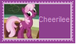 Cheerilee Stamp by SoraRoyals77