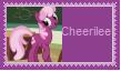 Cheerilee Stamp by KittyJewelpet78