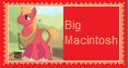 Big Macintosh Stamp by KittyJewelpet78