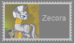 Zecora Stamp by SoraRoyals77