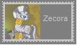 Zecora Stamp by KittyJewelpet78