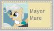 Mayor Mare Stamp by SoraJayhawk77
