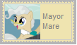Mayor Mare Stamp by SoraRoyals77