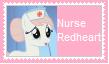 Nurse Redheart Stamp by SoraJayhawk77