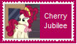 Cherries Jubilee Stamp by KittyJewelpet78