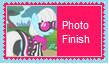 Photo Finish Stamp by KittyJewelpet78