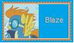 Blaze Stamp by SoraJayhawk77
