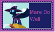 Mare Do Well Stamp by SoraRoyals77