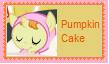 Pumpkin Cake Stamp by SoraJayhawk77