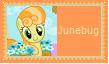 Junebug Stamp by SoraRoyals77