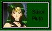 Sailor Pluto Stamp by SoraRoyals77