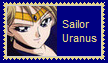 Sailor Uranus Stamp by KittyJewelpet78