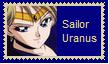 Sailor Uranus Stamp by KittyJewelpet78