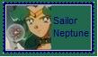 Sailor Neptune Stamp by KittyJewelpet78
