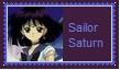Sailor Saturn Stamp by SoraRoyals77