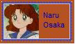 Naru Osaka Stamp by SoraJayhawk77