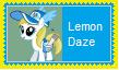 Lemon Daze Stamp by SoraJayhawk77