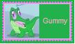 Gummy Stamp by SoraJayhawk77