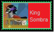 King Sombra Stamp by SoraJayhawk77
