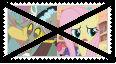 Anti Fluttercord Stamp