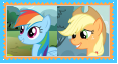 AppleDash Stamp by SoraJayhawk77