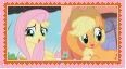 AppleShy Stamp by SoraJayhawk77