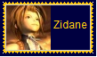 Zidane Stamp by SoraJayhawk77