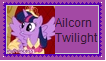 Ailcorn Twilight Stamp by SoraJayhawk77