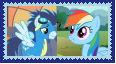SoarinDash Stamp by KittyJewelpet78