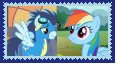 SoarinDash Stamp by KittyJewelpet78