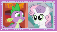 SweetieSpike Stamp by SoraJayhawk77
