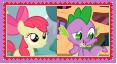 SpikeBloom Stamp by SoraRoyals77