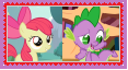 SpikeBloom Stamp by KittyJewelpet78